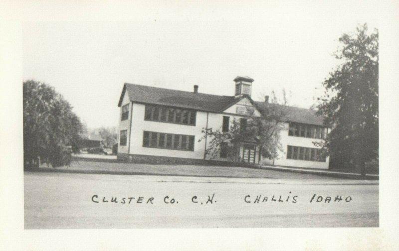 RP: CHALLIS , Idaho , 1930-40s ; Court House