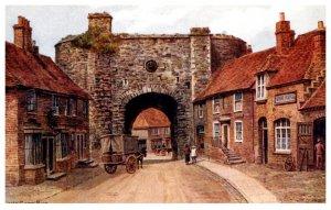 England  Land gate Rye
