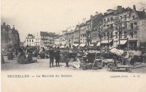 BRUXELLES .- Le Marche du Sablon , Belgium , 00-10s