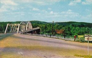 Van Buren Current River Bridge Missouri