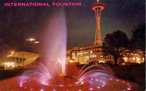 WA - Seattle, 1962. Seattle World's Fair (Century 21 Exposition). Internation...