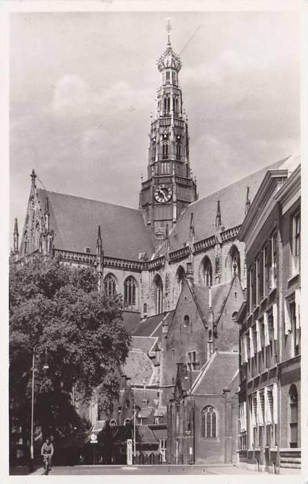 RP: HAARLEM, Grote of St Bavokerk , Netherlands , 30-40s