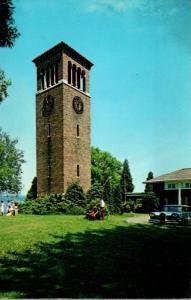 New York Chautauqua Miller Bell Tower 1974