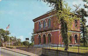Massachusetts Barnstable Donald G Trayser Museum