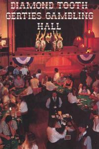 Diamond Tooth Gerties Gambling Hall,  Dawson City,  Yukon,  Canada,  50-70s