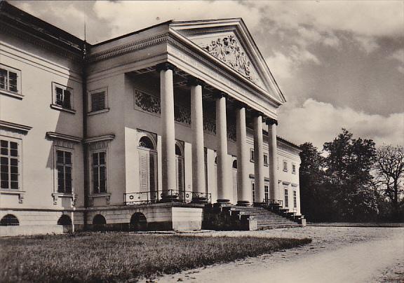 Czech Republic Statni zamek Kacina u Kutne Hory Photo