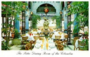 Florida  Tampa  the Columbia Restaurant
