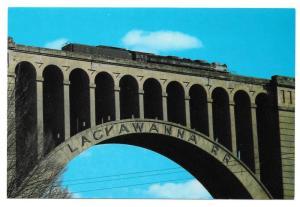 Big Boy on Nicholson Tunkhannock Viaduct Lackawanna RR