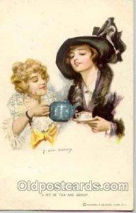 Artist Earl F. Christy (USA) No. 363 Postal Used Unknown Light postal marking...