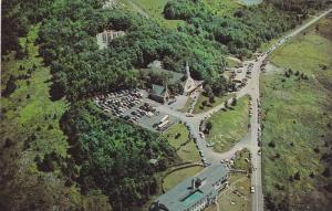 Shrine of the Sacred Heart,  Beauvoir,  Sherbrooke,  Quebec,  Canada,  40-60s