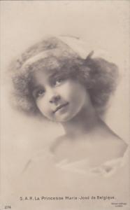 S. A. R. La Princesse Marie - Jose de Belgique, 00-10s