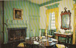Virginia Lorton Chinese Chippendale Room Gunston Hall