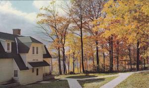 The Staff House Ontario Fire College,  Gravenhurst,  Muskoka,  Canada, 40-60s