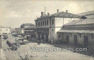 La Gare Alger Algeria, Africa, Unused