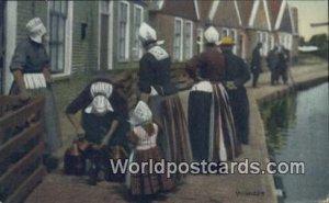 Volendam Netherlands Unused