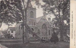Presbyterian church, Willsboro, Pennsylvania, PU-00-10s