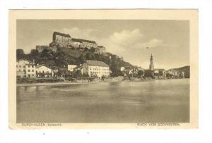 Blick Von Sudwesten, Burghausen (Salzach), Bavaria, Germany, PU-1908