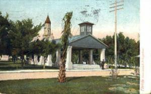 Old Slave Market St Augustine FL 1910