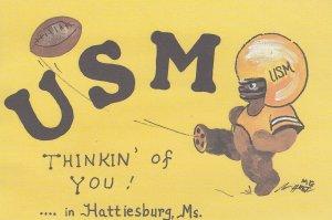 HATTIESBURG , Mississippi , 1950-70s ; USM