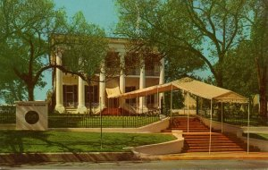 TX - Austin. Governor's Mansion