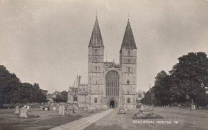 RP: SOUTHWELL MINSTER , Nottinghamshire, England , 1953