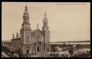 STE. ANNE DE BEAUPRE CHURCH