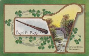 Saint Patrick's Day With Cromwell Bridge Glengariff 1914