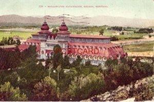 1909 BROADWATER NATATORIUM, HELENA, MONTANA