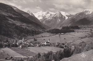Austria Schladming mit Tauern 1939 Real Photo