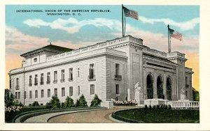 DC - Washington. Int'l Union of the American Republics