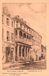 Dock Street Theatre,Charleston,SC BIN