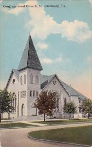 Florida Saint Petersburg Congregational Church