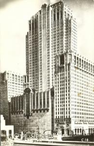 Chicago, Ill., Civic Opera House (1940s) RPPC