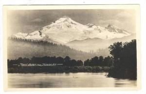 RP, Mount Baker From Mission, British Columbia, Canada, 1920-1940s