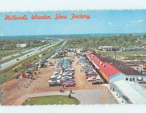 Unused Pre-1980 FACTORY SCENE Holland - Near Grand Rapids Michigan MI c6620