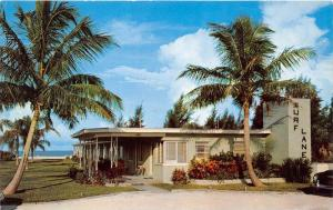 Florida  St. Petersburg  Surf Lane Apartments  Motel