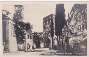 RP, Palazzo Rufolo - L'Ingresso, Ravello (Salerno), Campania, Italy, 1920-1940s