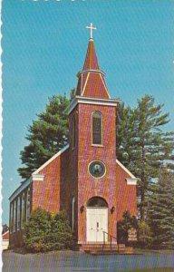 Maine Damariscotta Mille Saint Patricks Church