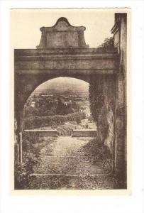 PEROUGES (Ain) , France, 1910s Porte d'En-Bas