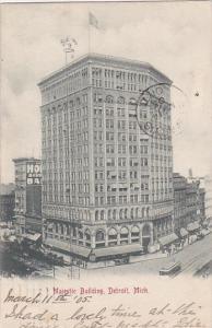 Majestic Building, DETROIT, Michigan, PU-1905