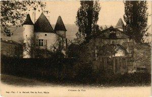 CPA Chateau de VIRE (437041)