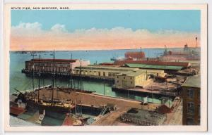 State Pier, New Bedford MA