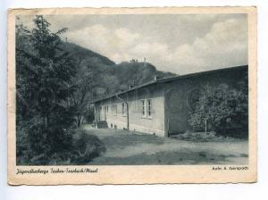 241436 GERMANY Hostel Traben-Trarbach Mosel Vintage postcard
