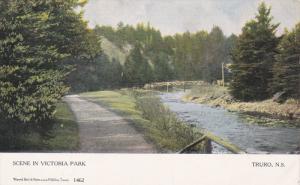 Victoria Park , TRURO , Nova Scotia , Canada , 00-10s