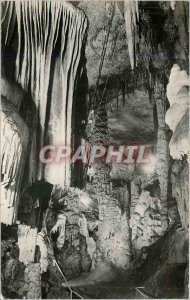 Old Postcard Cave Almost Saint Cere Lot Baldaquin