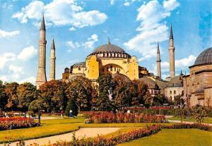 Turkey Istanbul - Saint Sophia Museum, Aya Sofya Muzesi