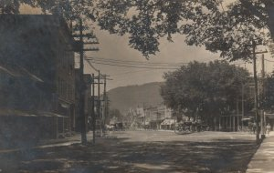 RP: GRANVILLE , New York , 1907 ; Main Street