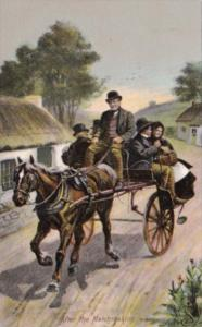 Ireland After The Matchmaking Horse and Carriage