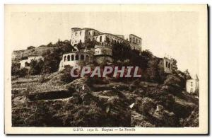 Old Postcard Royat Paradise