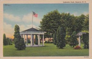 New Geneva Lakeside Park Curteich